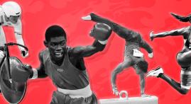 Así funcionan los cuerpos de cinco deportistas