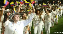 La inauguración de Juegos Bolivarianos en 5 GIFs