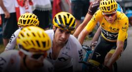 Vuelta a Andalucía, el escenario del duelo Landa-Froome