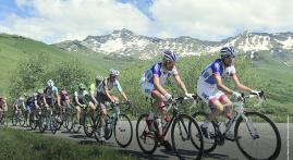 Los 10 puertos de montaña más duros del ciclismo