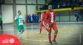 Jhon Jairo Vente, entre el microfútbol y el fútbol