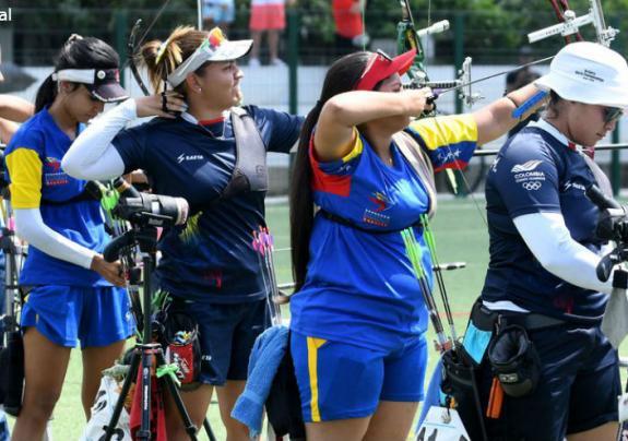Día 4: Colombia aumenta su historia en el liderato de los Juegos Bolivarianos
