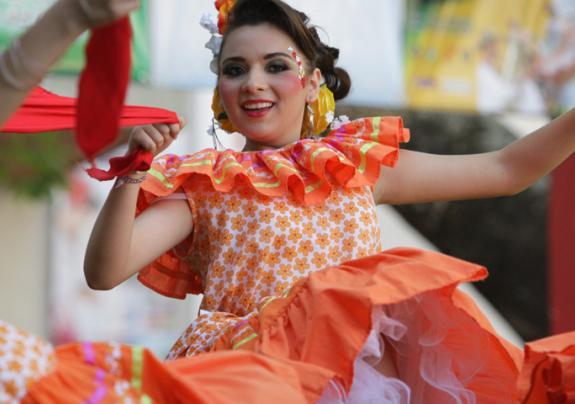 La fiesta del bambuco se ve en Señal Colombia
