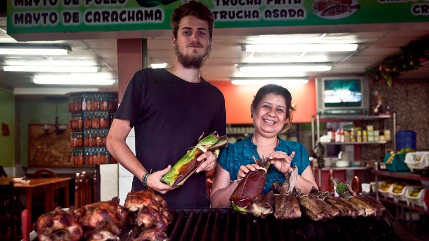 Cocinando Sudamérica