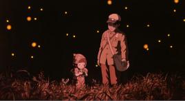 Una historia real en el anime: 'La tumba de las luciérnagas'