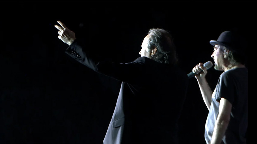 Imagen tomada de la Página Oficial 'El símbolo y el cuate'
